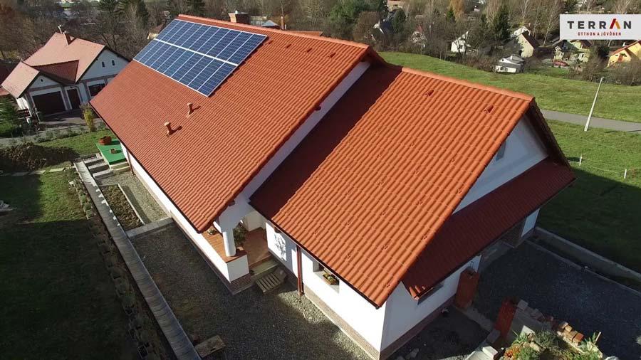 Terran Synus ColorSystem tetőcserép