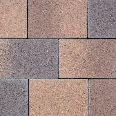 Semmelrock Citytop Smart térkő barna mix