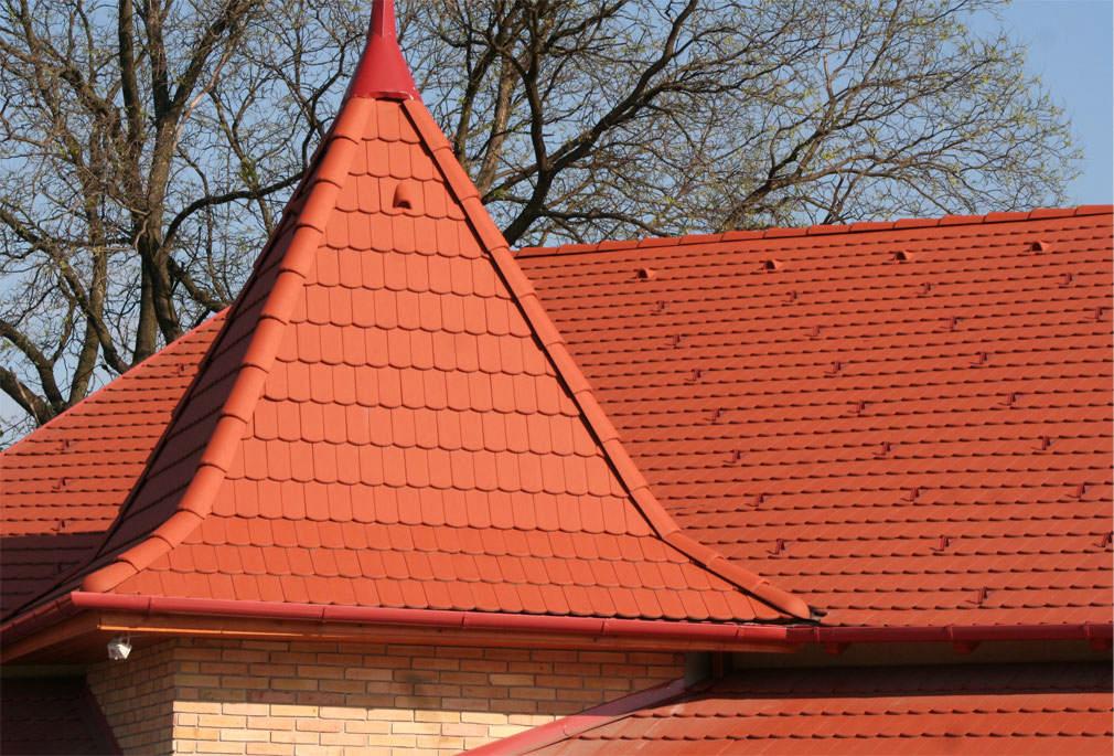 Bramac Reviva Protector antik tetőcserép akció - Építőanyag Turkáló