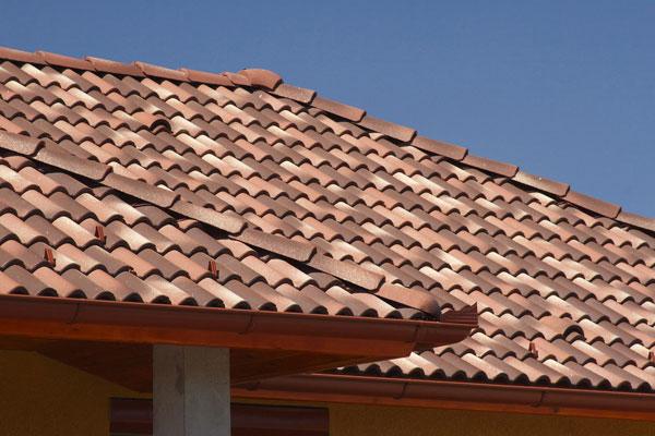 Mediterrán Coppo Ferrara tetőcserép