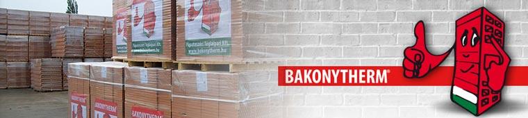 Bakonytherm 30NF falazótégla