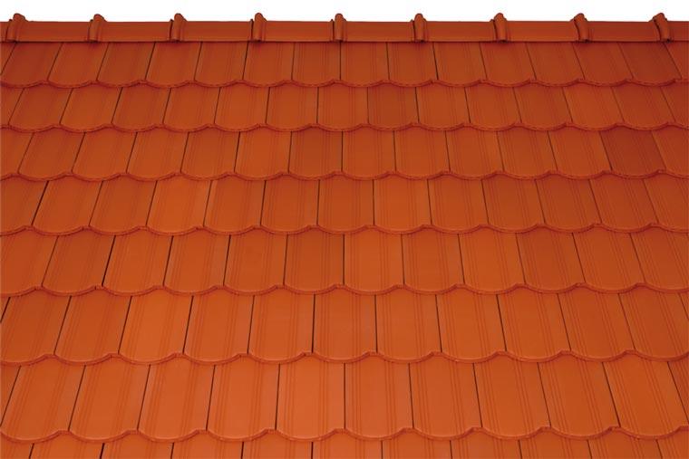 Tondach Kékes ívesvágású tetőcserép