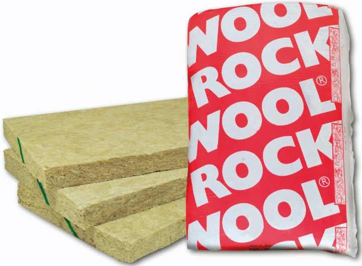 Rockwool Multirock hőszigetelő kőzetgyapot