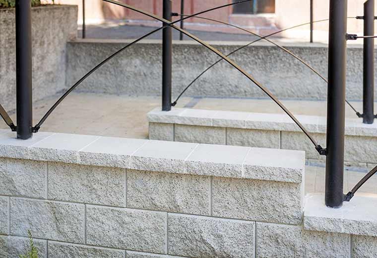 Leier Architektura kerítéskő