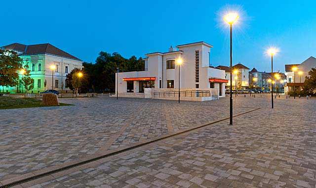 Semmelrock Appia Antica kombi térkőű