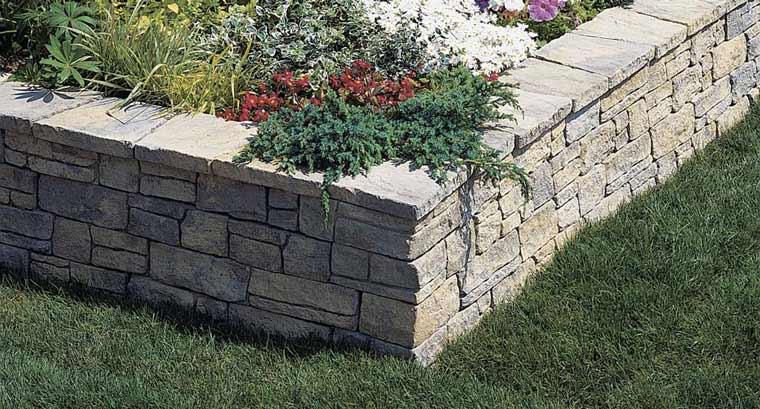 Semmelrock Bradstone Mountain Block falrendszer
