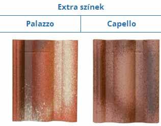 Leier Toscana Extra színek