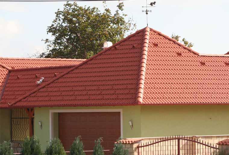 Bramac Duna Novo tetőcserép