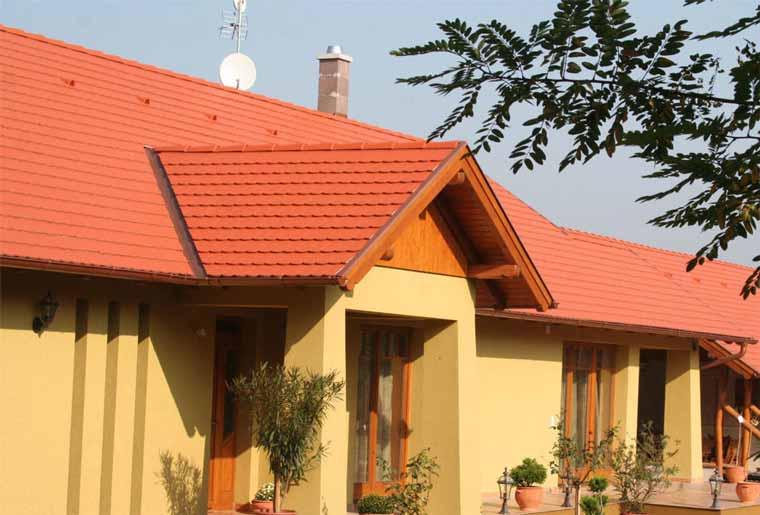 Bramac Reviva Novo tetőcserép