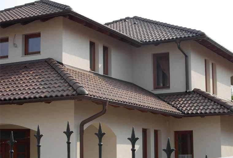 Bramac Adria tetőcserép