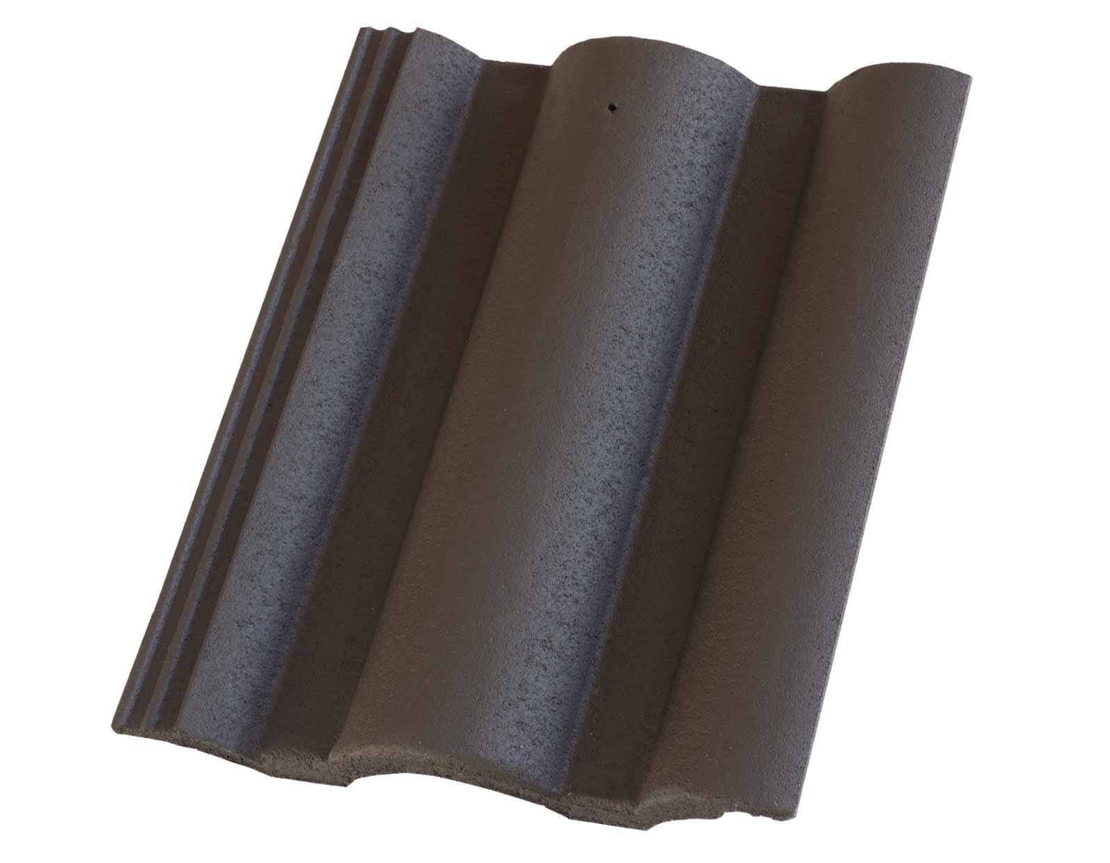 Renova tetőcserép fekete