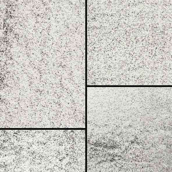 Semmelrock Umbriano kombi térkő gránitszürke-fehér