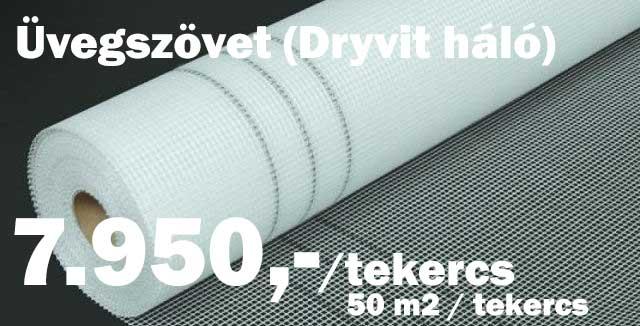 Dryvit háló akció