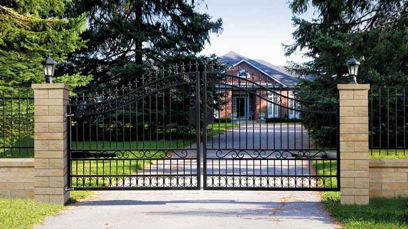 Semmelrock Bellamonte kerítésrendszer