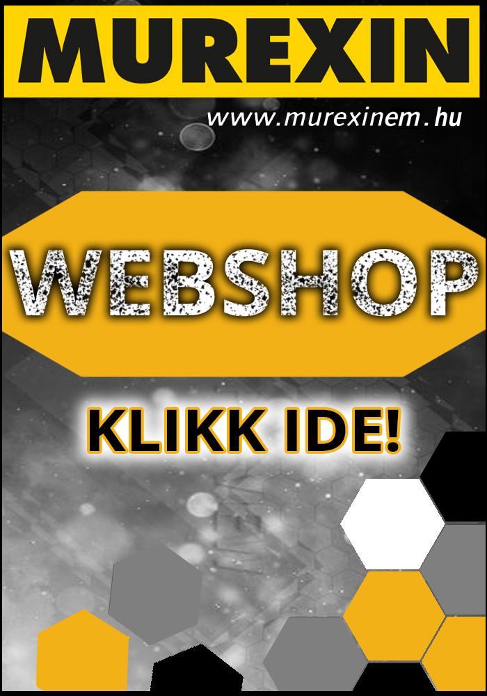 Murexin webshop