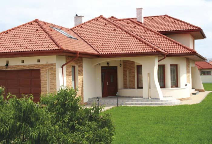 Bramac Római Merito Plus tetőcserép