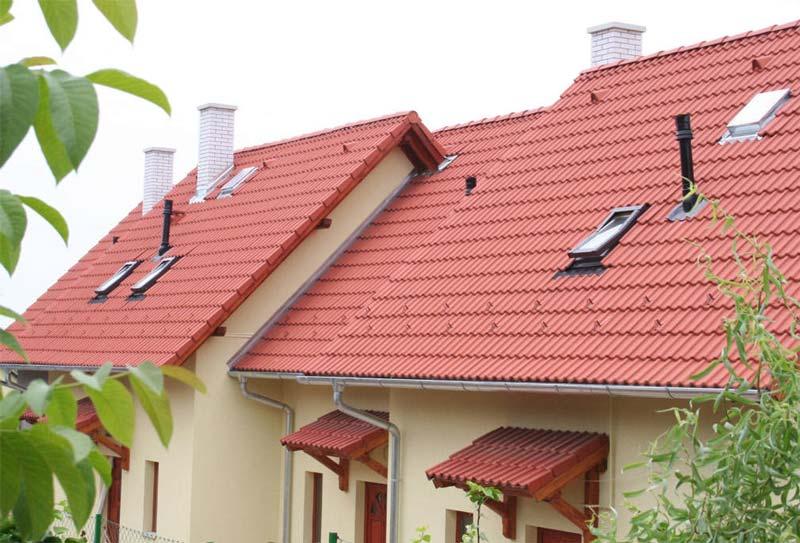 Bramac Duna Merito Plus tetőcserép