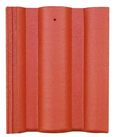 Bramac Római Merito Plus rubinvörös