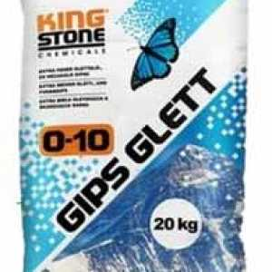 KingStone Gips Glett glettelő és hézagoló gipsz