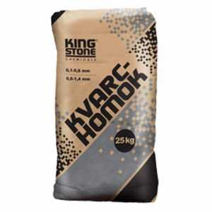 Kingstone kvarchomok 0,1-0,6 mm