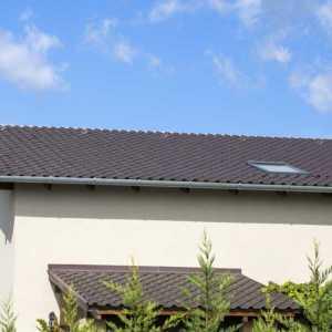 Leier Lux tetőcserép