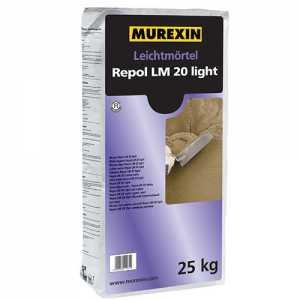Murexin Repol LM 20 Light betonjavító habarcs