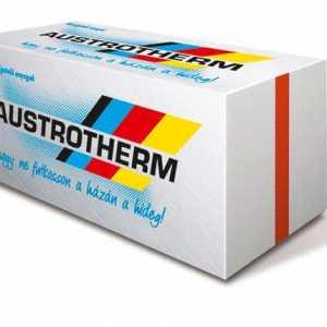 Austrotherm AT-H80 homlokzati hőszigetelő lemez