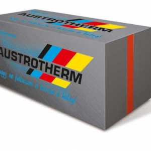Austrotherm Grafit 80 homlokzati hőszigetelő lemez