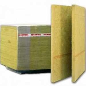 Rockwool Dachrock lapostető hőszigetelő lemez