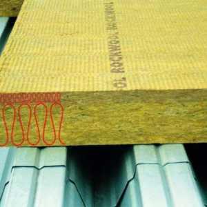 Rockwool Hardrock Max lapostető hőszigetelő lemez
