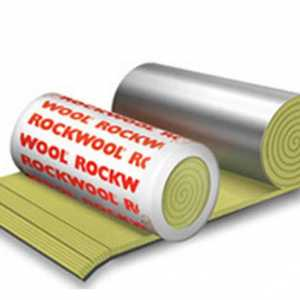 Rockwool Larock 40 ALS alufólia kasírozású kőzetgyapot lamell