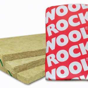 Rockwool Multirock hőszigetelő kőzetgyapot lemez