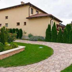 Semmelrock Appia Antica kombi térkő