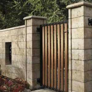 Semmelrock Bradstone Travero kerítésrendszer