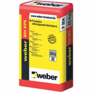 Weber Terranova pórusbeton vékonyrétegű falazóhabarcs