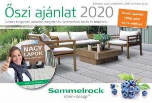Semmelrock őszi akció 2020