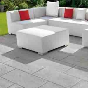 Luxus felület kialakítása Semmelrock termékekkel