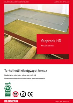 Steprock HD prospektus